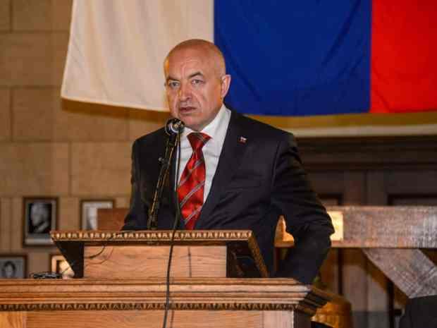 Ambassador Stanislav Vidovic