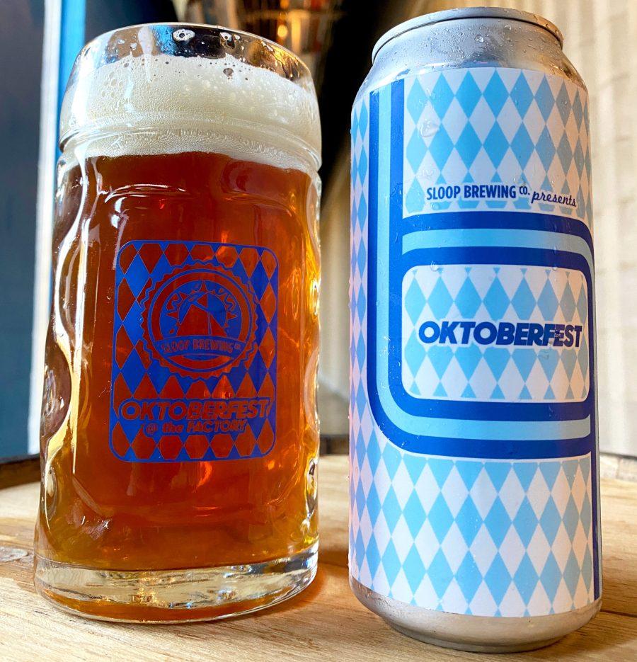 Oktoberfest in a beer stein