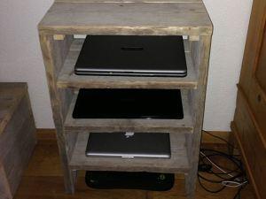 Laptop-kastje