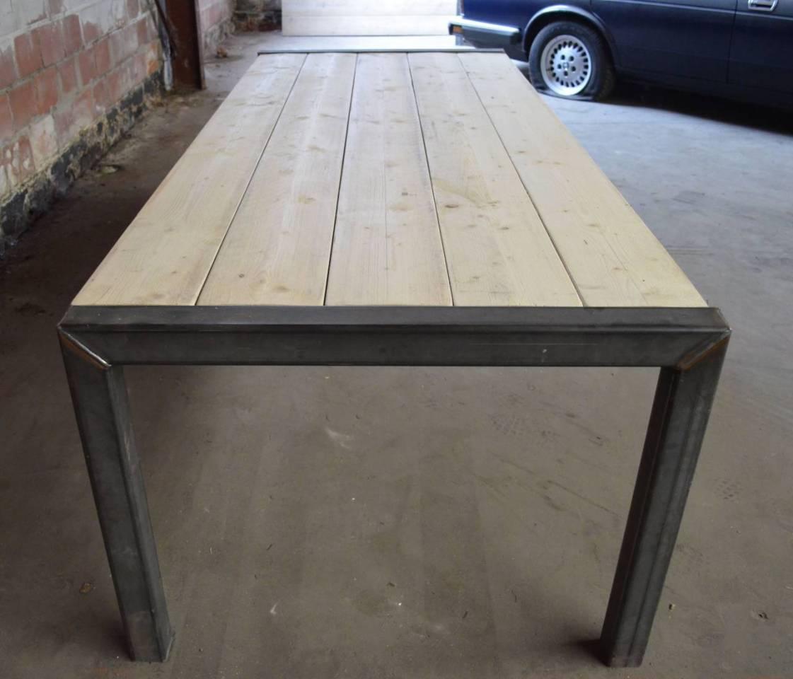519 99 in winkelmand sku 0122 categorie n meubels woning tafels gebruikt hout horeca kantoor - Tafel met chevet ...