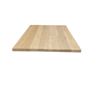 3. Rustiek New Oak eiken tafelblad