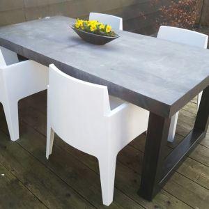 Tafels beton