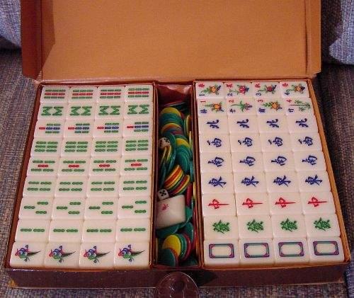 faq 7a different types of mah jongg sets