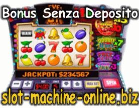 Casino bonus senza deposito 2016