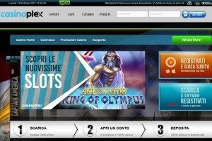 Casino Plex Online Recensione Slot Machine Online
