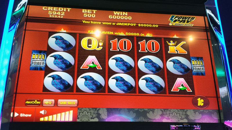 Wicked Winnings Casino Game