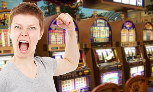 Patent Search: Stress-Detecting Slot Machines