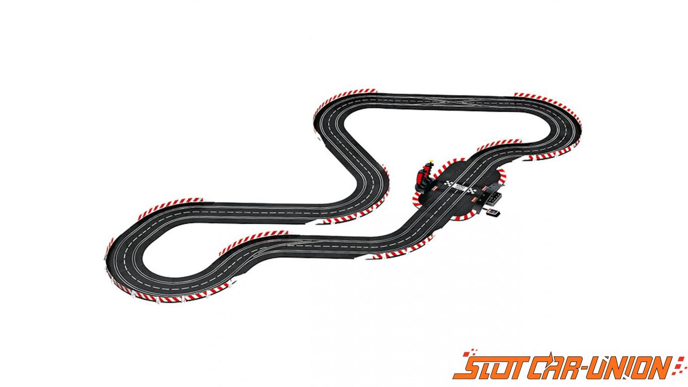 Carrera Digital 132 Racing Spirit Set