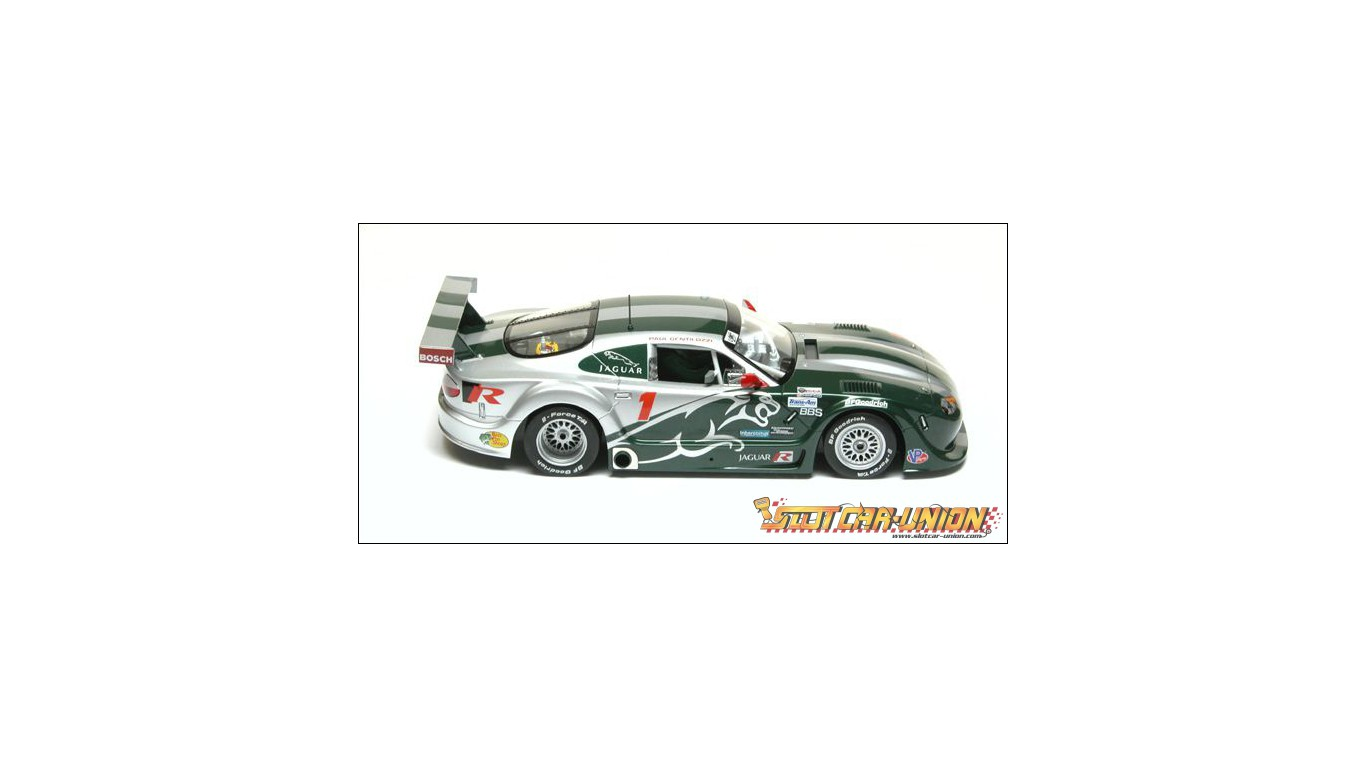 Scalextric C Jaguar Xkrs Trans Am N 1 Rocketsports