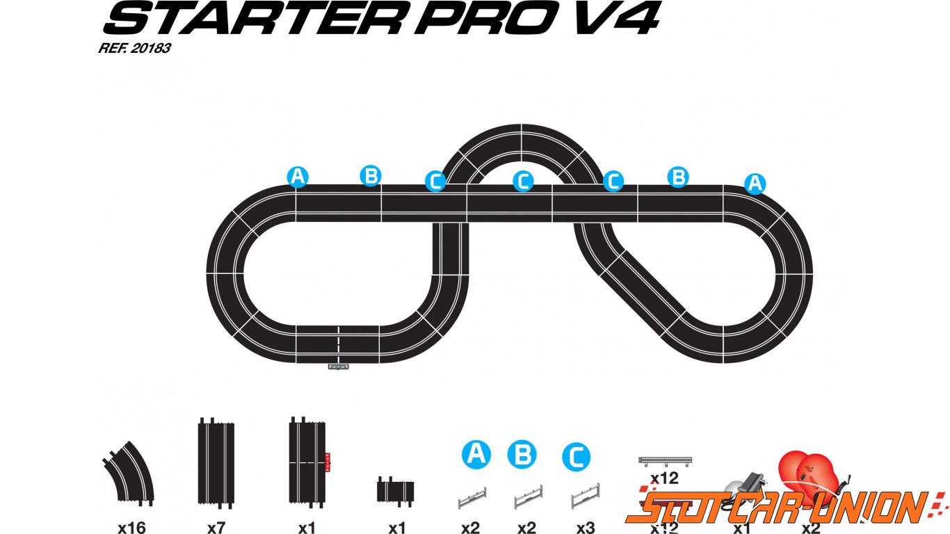 Ninco Starter Pro V4 Set