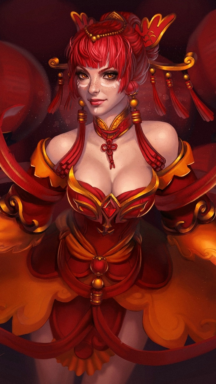 Dota 2 Wallpapers For IPhone 6 And IPhone 6s