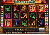 interfaccia book of ra online
