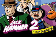 slot jack hammer 2 fishy business