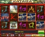 simboli nella slot online katana