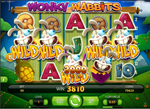 bonus slot wonky wabbits