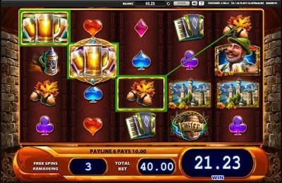 oklahoma casino Slot