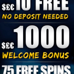 Go Wild Casino with €10 for free! Plus free spins.