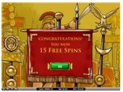 victorious slot free spins