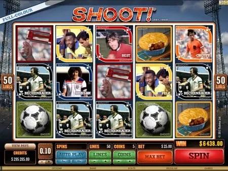 Shoot! reels