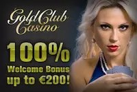 Gold Club welcome bonus