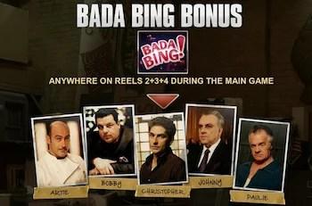 badda bing bonus sopranos