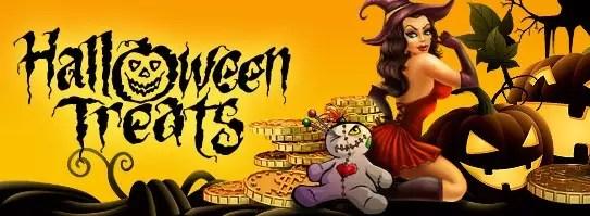 Halloween at Redbet