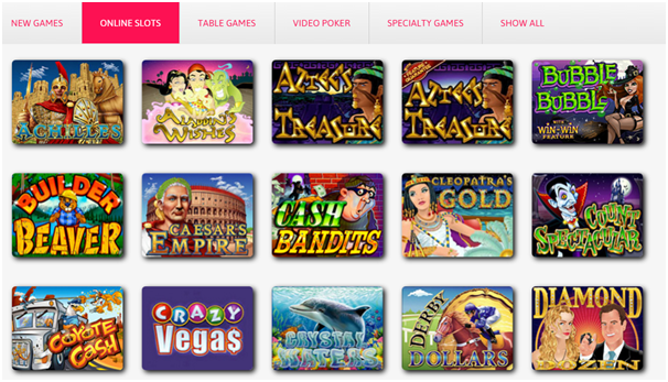 Slots of Vegas Casino Games