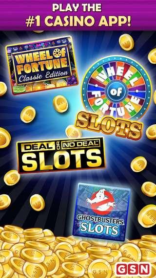 GSN casino use