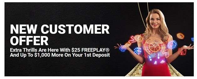 BetMGM Online casino bonus