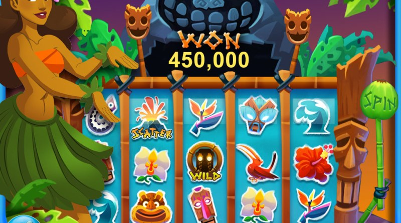 Big fish casino by big fish games, Inc