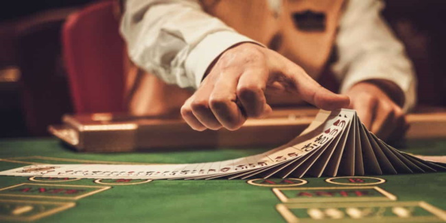 Gambling can be addictive