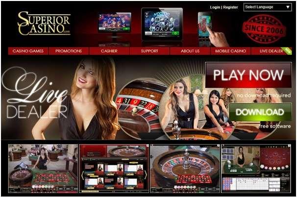 Pai Gow at Online Superior Casino