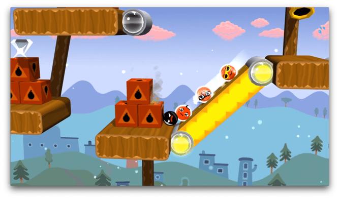 Rolando Game for iPhone