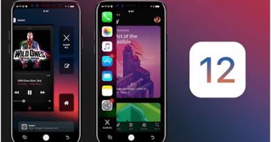 iOS 12 iphone update features