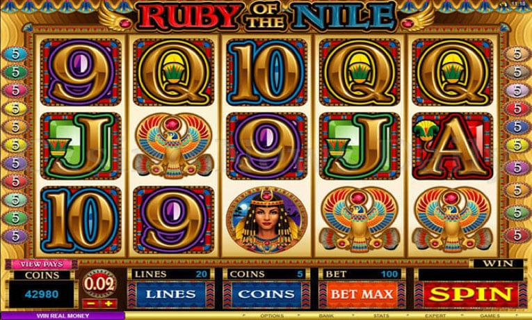 Spiele Spirit Of The Nile - Video Slots Online