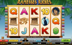 Ramesses Riches slot