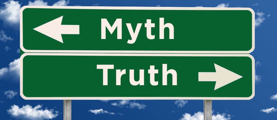 5 Common Myths and Misconceptions about Online Casinos