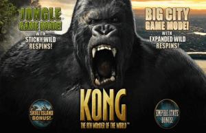 King Kong slot Playtech