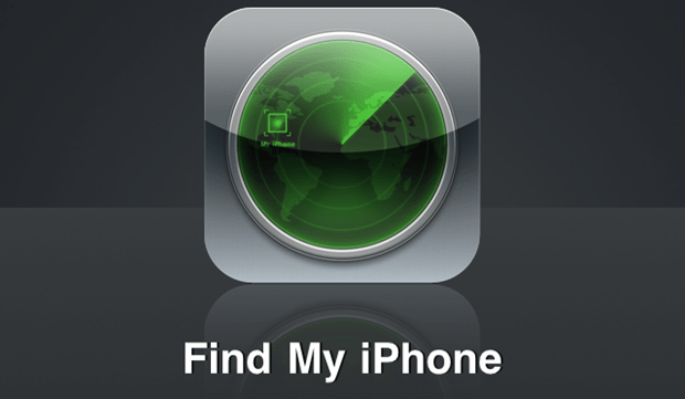 How does 'Find my iPhone' App works 5