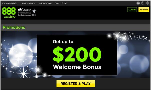 888 Casino Canada- Bonus offers for iPhone