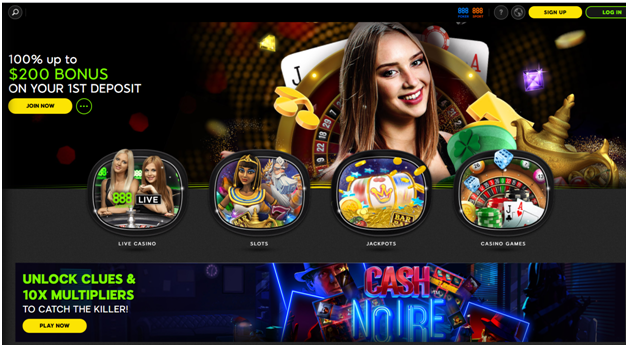 888 casino canada deposits