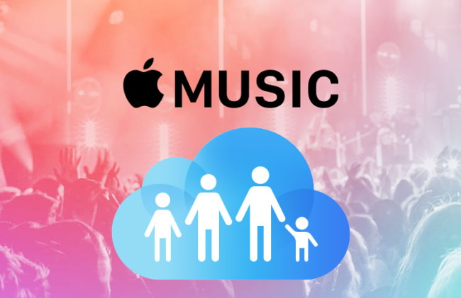 Apple Music Family
