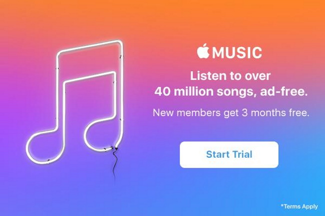 Apple Music Plans and how can you get it for free