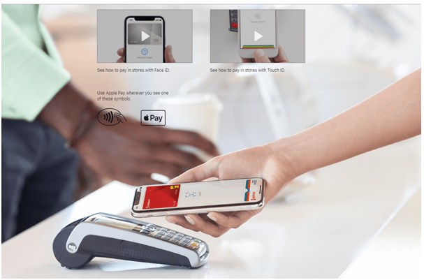 Apple Pay on your iPhone