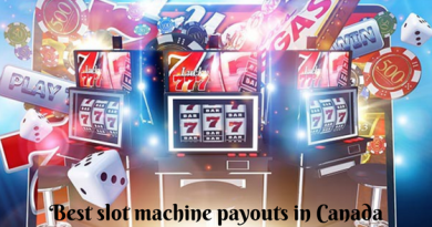 Best slot machine Payouts in Canada
