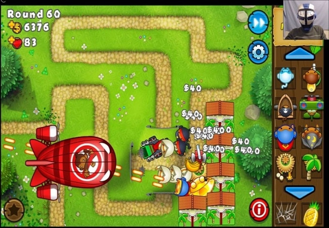 Bloons TD 5- paid and free games