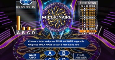 Can Free Spin Bonuses Make you a Millionaire