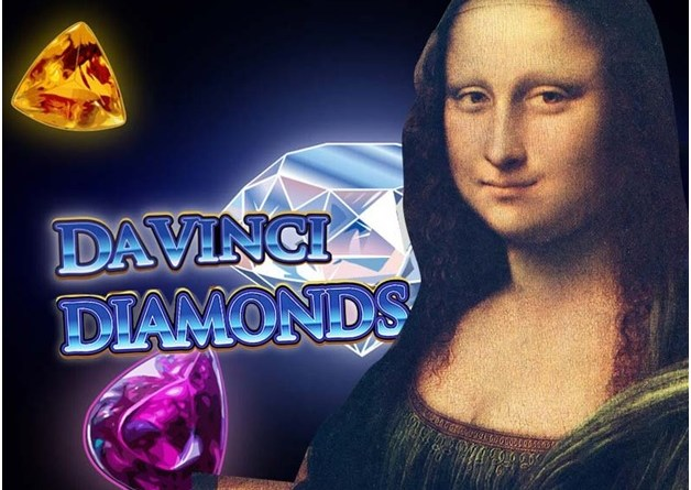 Da vinci Diamonds slots