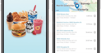 Order from Dairy Queen App