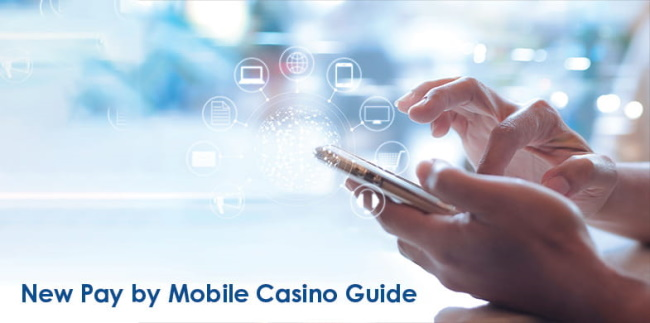 Discover the Top 3 Pay By Phone Bill Casinos